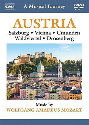 Rent A Musical Journey: Austria (aka A Musical Journey: Austria: Salzburg, Vienna, Gmunden, Waldviertel, Drosenberg) Online DVD Rental