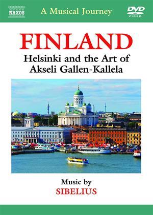Rent A Musical Journey: Finland: Helsinki and the Art of Akseli Gallen-Kallela Online DVD Rental