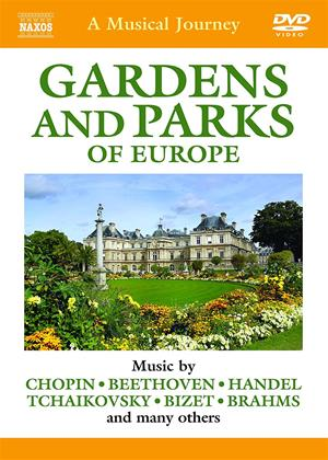 Rent A Musical Journey: Gardens and Parks of Europe Online DVD Rental