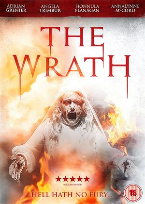Rent The Wrath (aka Trash Fire) Online DVD Rental