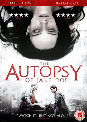 Rent The Autopsy of Jane Doe Online DVD & Blu-ray Rental