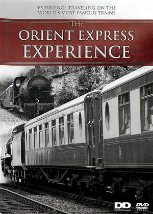 Rent The Orient Express Experience Online DVD & Blu-ray Rental