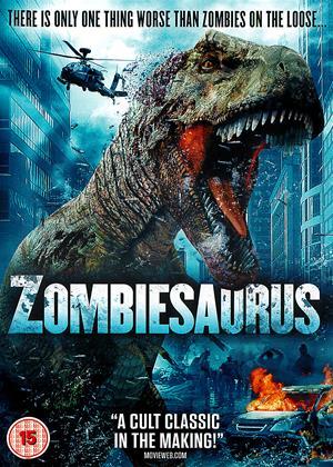 Rent Zombiesaurus (aka Z/Rex: The Jurassic Dead) Online DVD Rental