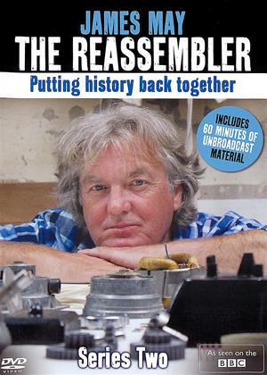 Rent James May: The Reassembler: Series 2 Online DVD Rental