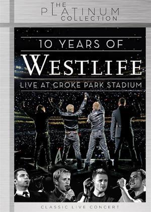 Rent Westlife: 10 Years of Westlife: Live at Croke Park Stadium Online DVD & Blu-ray Rental