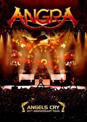 Rent Angra: Angels Cry: 20th Anniversary Live Online DVD Rental