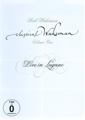 Rent Rick Wakeman: Classical Wakeman: Vol.1: Live in Lugano Online DVD Rental