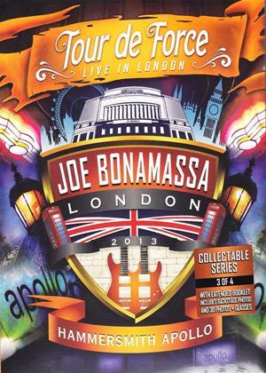 Rent Joe Bonamassa: Tour De Force: Hammersmith Apollo Online DVD Rental