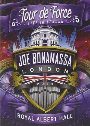 Rent Joe Bonamassa: Tour De Force: Royal Albert Hall Online DVD Rental
