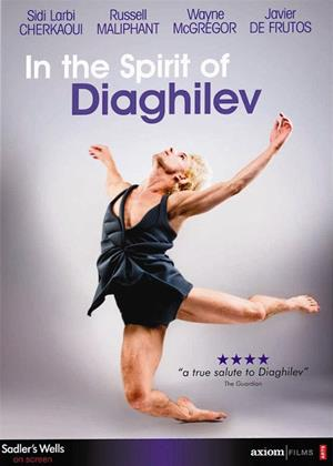 Rent In the Spirit of Diaghilev Online DVD Rental