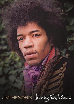 Rent Jimi Hendrix: The Experience: Hear My Train a Comin' Online DVD Rental