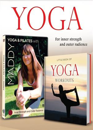 Rent Yoga with Maddy Barrington Groves Online DVD Rental