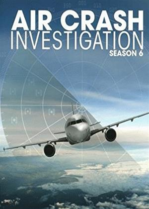 Rent Air Crash Investigation: Series 6 Online DVD Rental