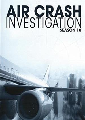 Rent Air Crash Investigation: Series 10 Online DVD Rental
