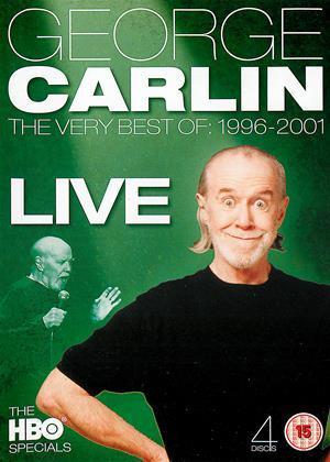 Rent George Carlin: Vol.3 (aka George Carlin: The Very Best of) Online DVD Rental