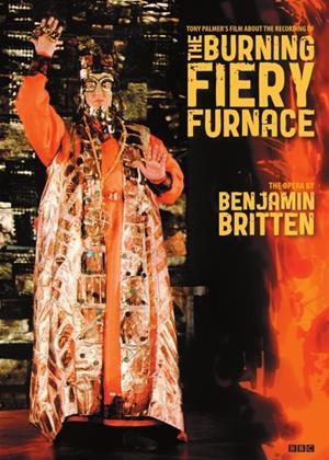 Rent Benjamin Britten: The Burning Fiery Furnace Online DVD Rental