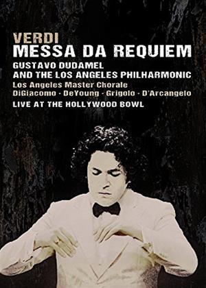 Rent Verdi: Messa Da Requiem (Gustavo Dudamel) Online DVD Rental