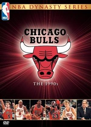 Rent NBA Dynasty Series: Chicago Bulls: The 1990s Online DVD Rental