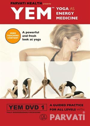 Rent YEM: Yoga as Energy Medicine Online DVD Rental
