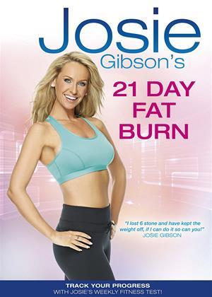 Rent Josie Gibson's 21 Day Fat Burn Online DVD Rental