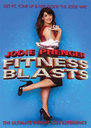 Rent Jodie Prenger: Fitness Blasts Online DVD Rental