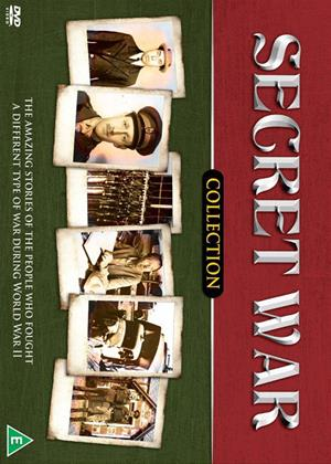 Rent The Secret War Online DVD Rental