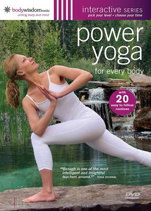 Rent Power Yoga for Every Body Online DVD Rental
