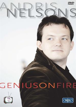 Rent Andris Nelsons: Genius on Fire Online DVD Rental