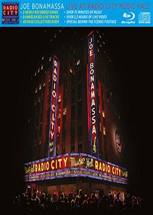 Rent Joe Bonamassa: Live at Radio City Music Hall Online DVD Rental