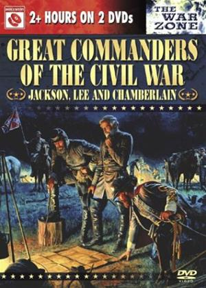 Rent Great Commanders of the Civil War Online DVD Rental