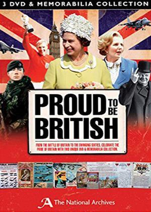 Rent Proud to Be British Online DVD Rental
