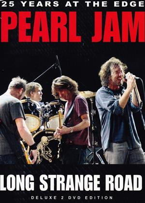 Rent Pearl Jam: Long Strange Road Online DVD Rental