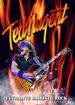 Rent Ted Nugent: Ultralive Ballisticrock Online DVD Rental