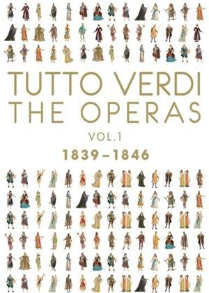 Rent Tutto Verdi: The Operas: Vol.1: 1839-1846 Online DVD Rental