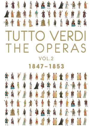 Rent Tutto Verdi: The Operas: Vol.2: 1847-1853 Online DVD Rental