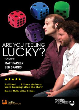 Rent Maths Inspiration: Are You Feeling Lucky? Online DVD Rental