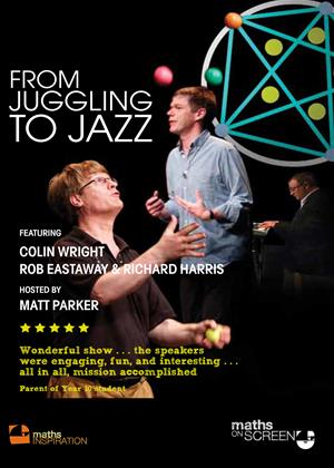 Rent Maths Inspiration: From Juggling to Jazz Online DVD Rental