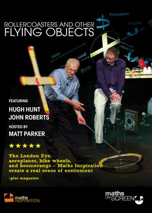 Rent Maths Inspiration: Rollercoasters and Other Flying Objects Online DVD Rental