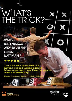 Rent Maths Inspiration: What's the Trick? Online DVD Rental