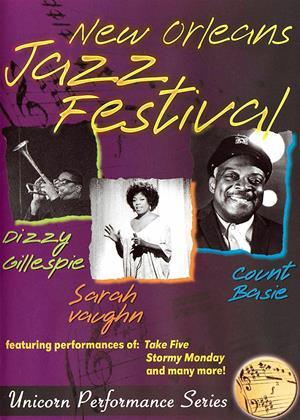 Rent New Orleans Jazz Festival 1969 Online DVD Rental