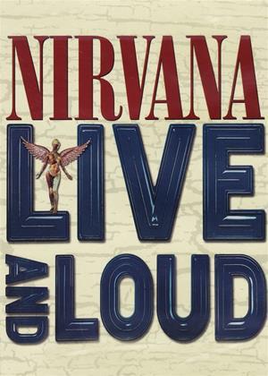 Rent Nirvana: Live and Loud Online DVD Rental