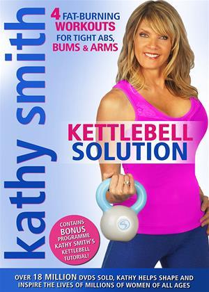 Rent Kathy Smith: Kettlebell Solution Online DVD Rental