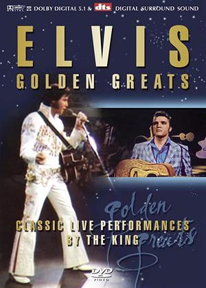 Rent Elvis Presley: Golden Greats Online DVD Rental