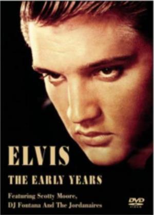 Rent Elvis Presley: The Early Years Online DVD Rental