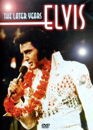 Rent Elvis Presley: The Later Years Online DVD Rental