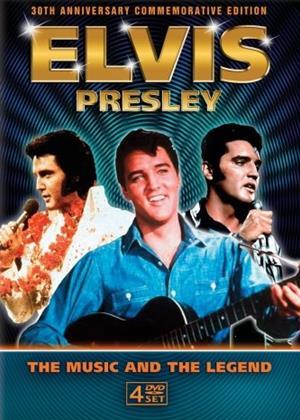 Rent Elvis Presley: The Music and the Legend Online DVD Rental