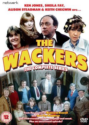 Rent The Wackers: Series Online DVD Rental