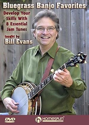Rent Bill Evans: Bluegrass Banjo Favourites Online DVD Rental
