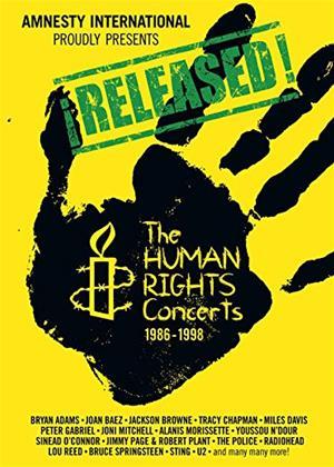 Rent Amnesty International: The Human Rights Concerts: 1986-1998 Online DVD Rental
