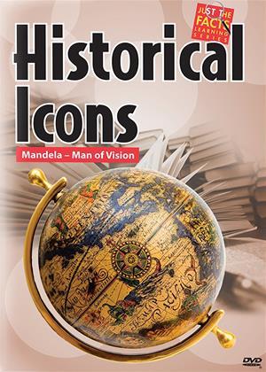 Rent Historical Icons: Nelson Mandela Online DVD Rental